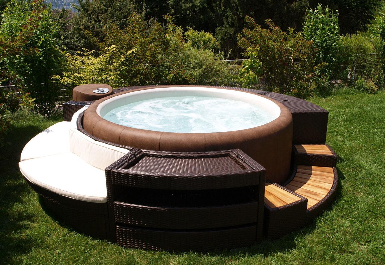 Vendita minipiscine e piscine fuori terra hellas piscine - Piscine da esterno fuori terra ...