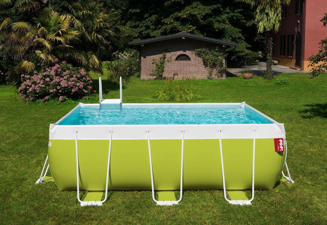 Vendita minipiscine e piscine fuori terra hellas piscine - Quanto costa mantenere una piscina fuori terra ...